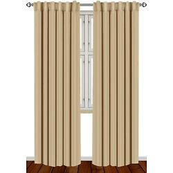 Window Curtains Blackout Room Thermal Insulated 2 Panels 52x84'' Utopia Bedding