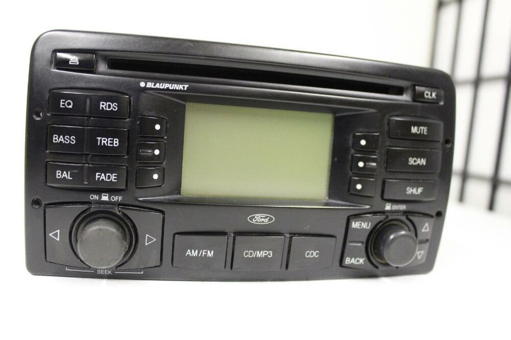 2002 2004 ford focus radio stereo mp3 cd player 3s4t. Black Bedroom Furniture Sets. Home Design Ideas