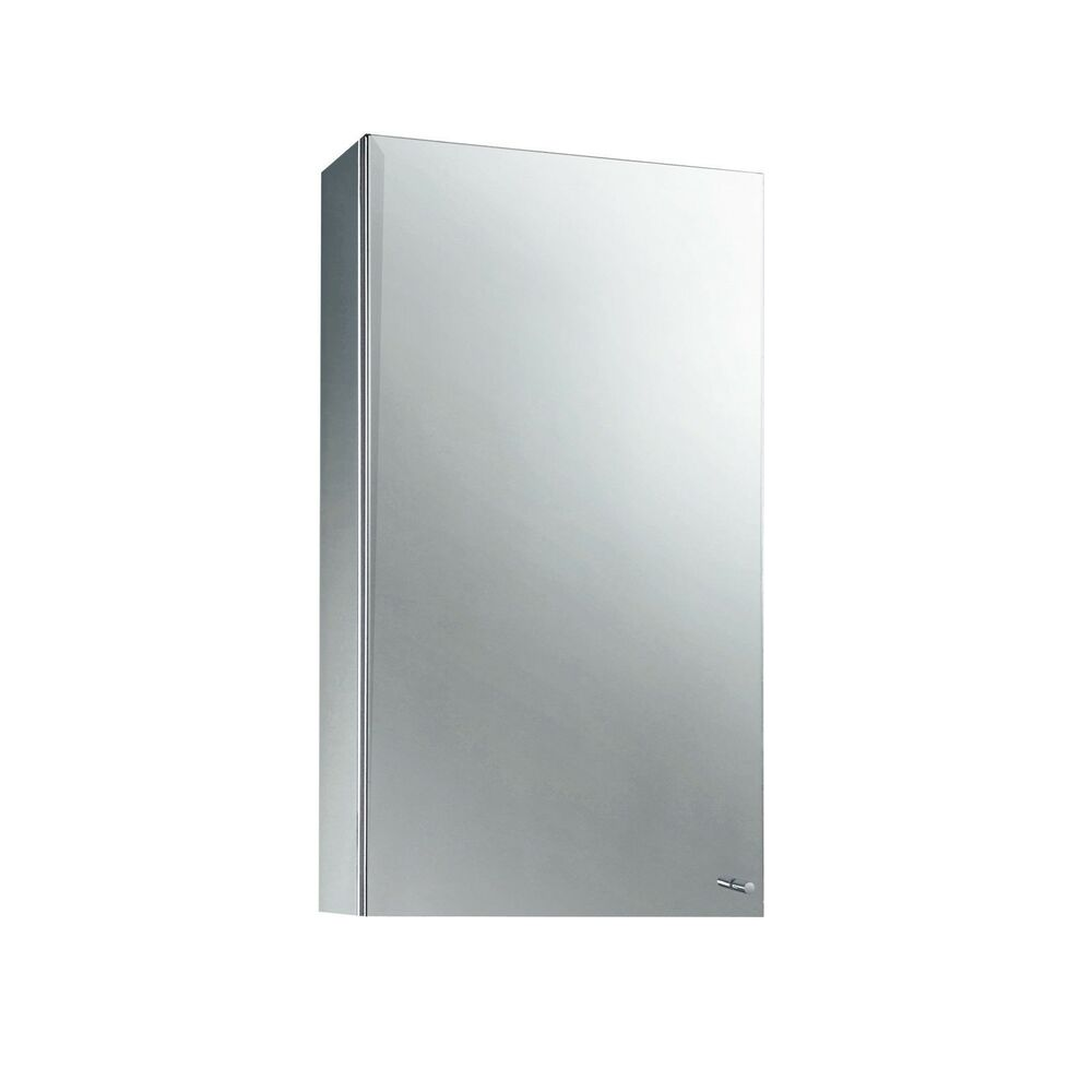 stainless steel mirror bathroom cabinet stainless steel quot messina quot single door bathroom mirror 24267