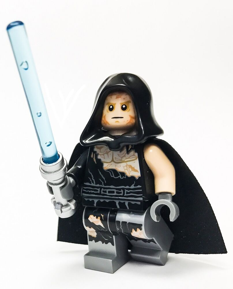 LEGO STAR WARS MINIFIGURE ANAKIN TRANSFORMATION DARTH ...