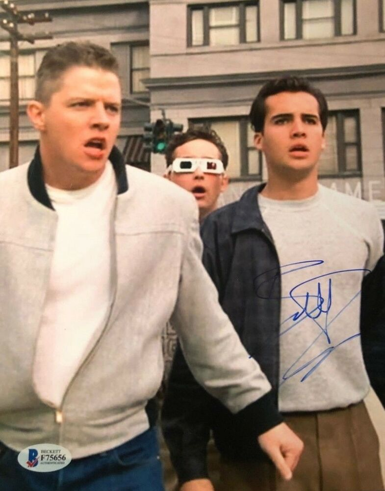 Billy Zane signed autographed 8x10 Photo Back to the ...