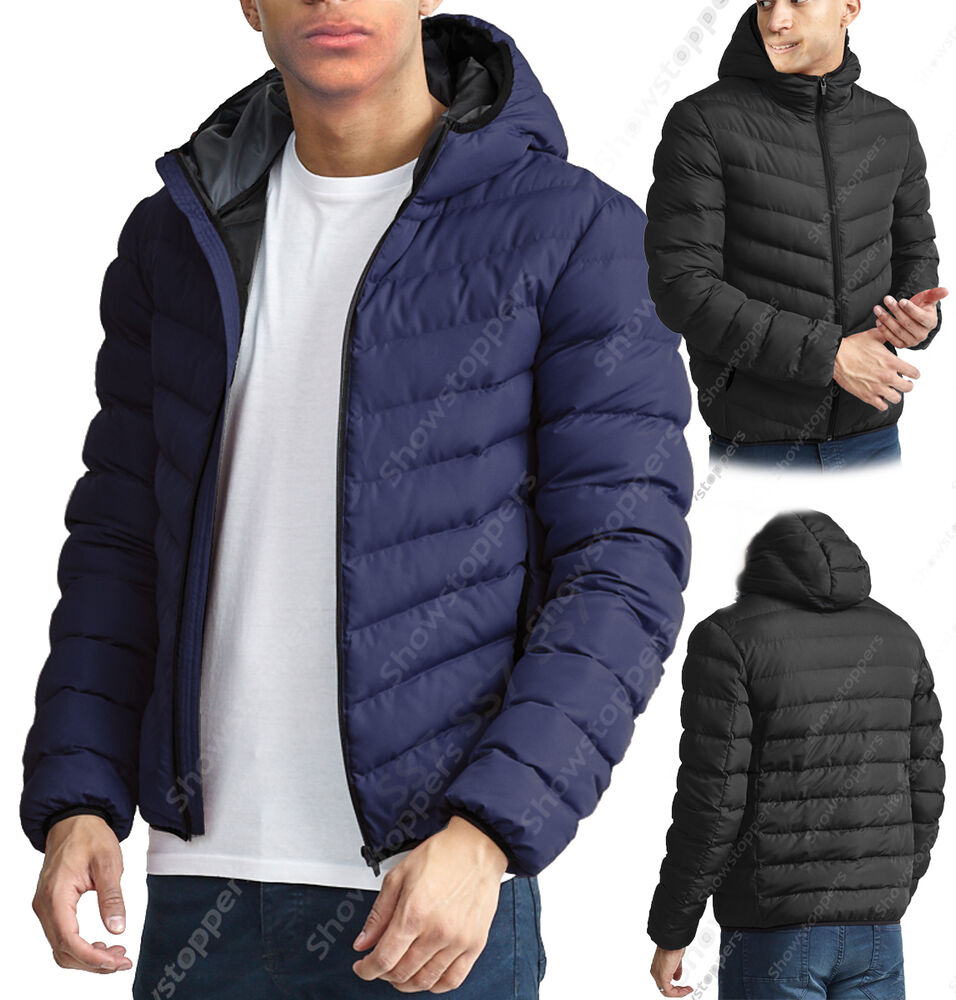 1fb47c6fc NEW BOYS Winter JACKET COAT HOODED Boy Padded Quilted AGE 7 8 9 10 ...