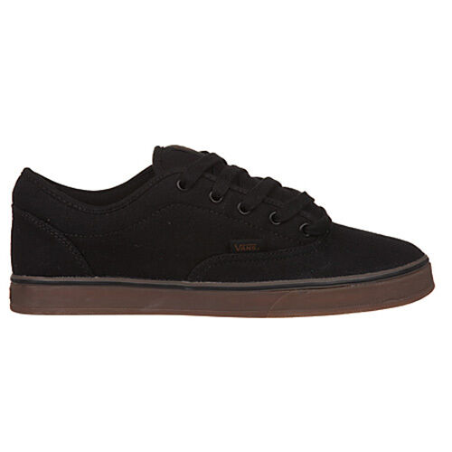 77b7bcfe8b Details about Vans AV ERA 1.5 Black Gum Brown Skateboarding Discounted  (308) Men s Shoes