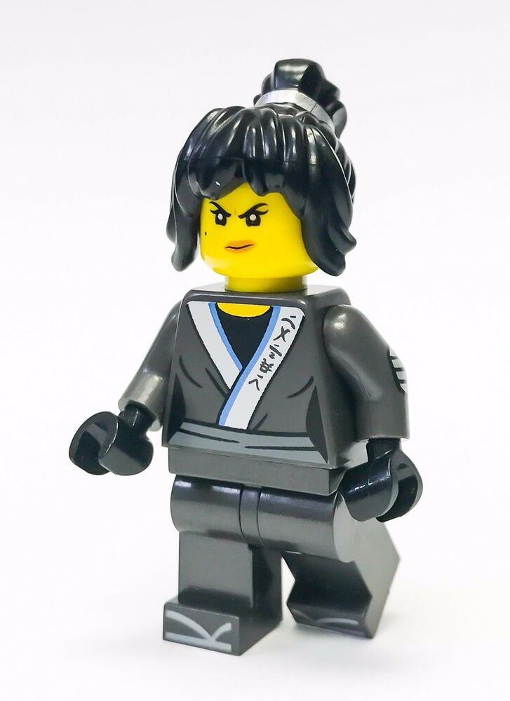 Lego ninjago movie minifigure nya female ninja 70617 ebay - Lego ninjago ninja ...