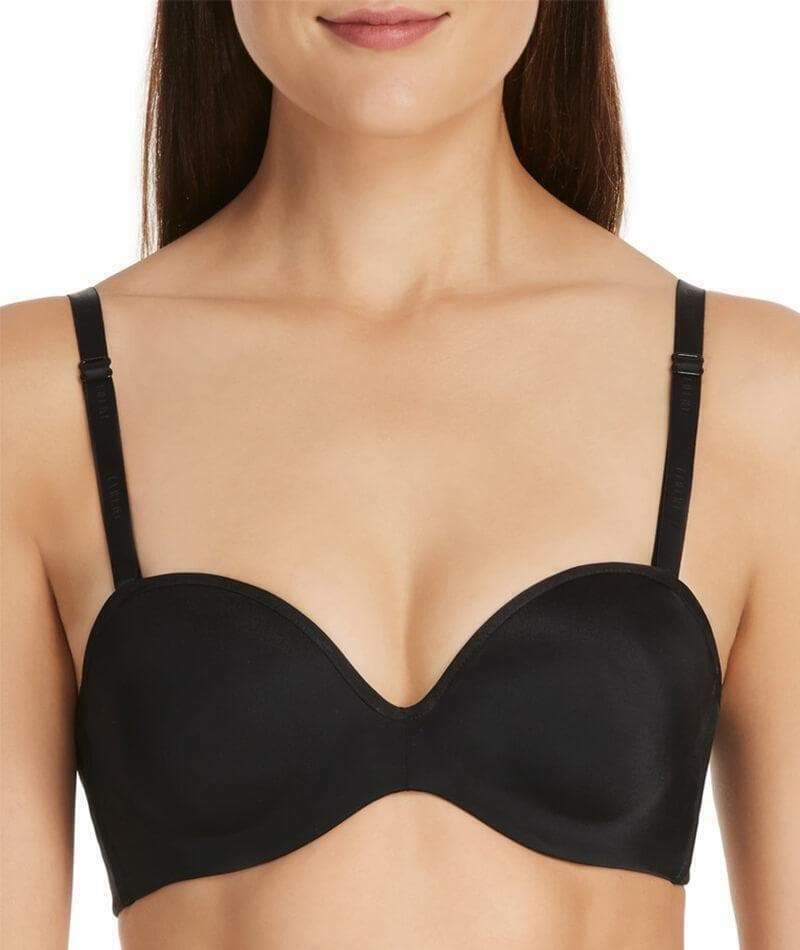 493d77583eee2 Details about Berlei Ultimate Comfort Strapless Bra - Black