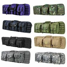 NcStar Tactical Double Padded Carbine Rifle Range Gun Case Bag 36