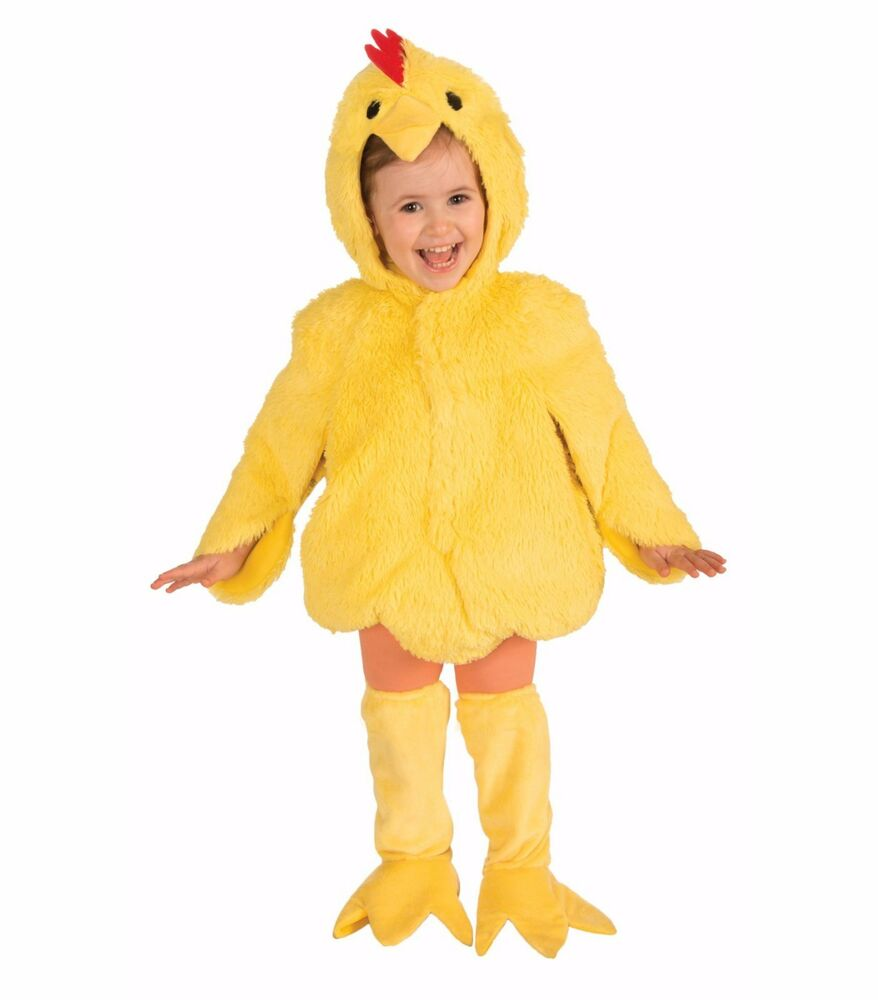 cute plush chicken animal toddler child costume | ebay