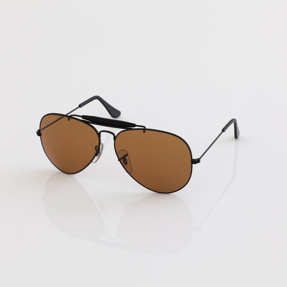ed24741ed5 Details about Ray Ban Vintage Bausch   Lomb Driving Outdoorsman II Aviator  Sunglasses W1666