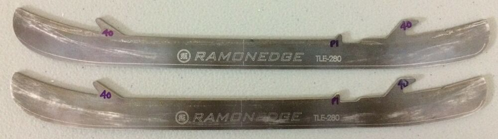e03d8551353 Details about Ramonedge Tuuk Lightspeed Edge Replacement Steel Runners -  USED - 9751
