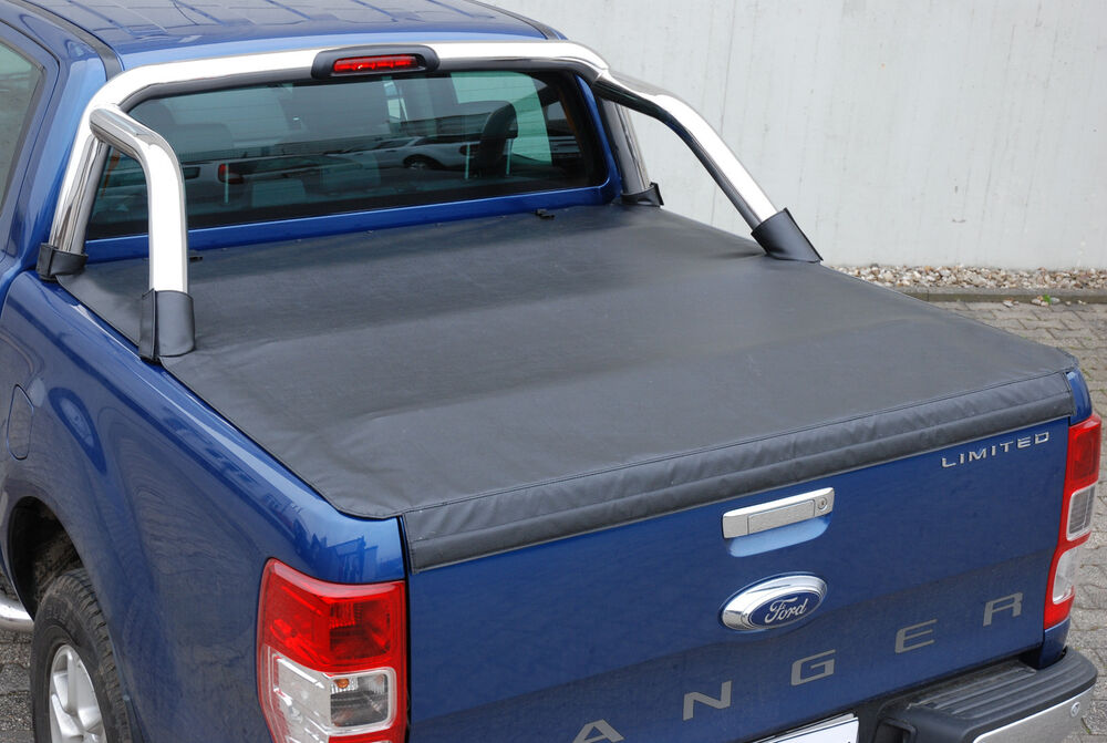 ford ranger laderaumabdeckung doublcab limited2012 13 14. Black Bedroom Furniture Sets. Home Design Ideas