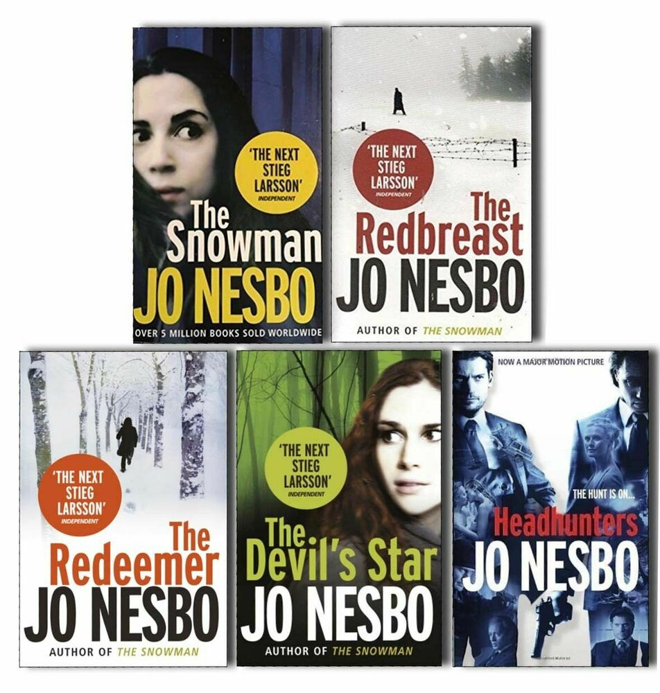 the snowman book jo nesbo pdf