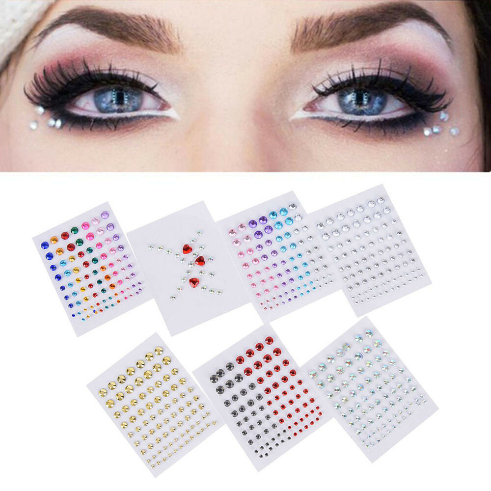 Under eye stickers for makeup