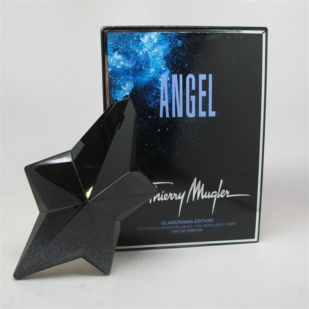 Details about THIERRY MUGLER LIMITED EDITION ANGEL GLAMORAMA EAU DE PARFUM  1.7 SEALED 531b5a4247