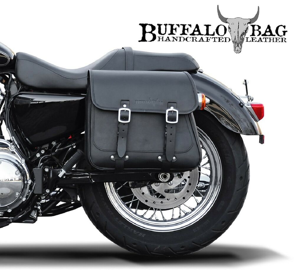 satteltasche 17l links harley davidson sportster 1995. Black Bedroom Furniture Sets. Home Design Ideas