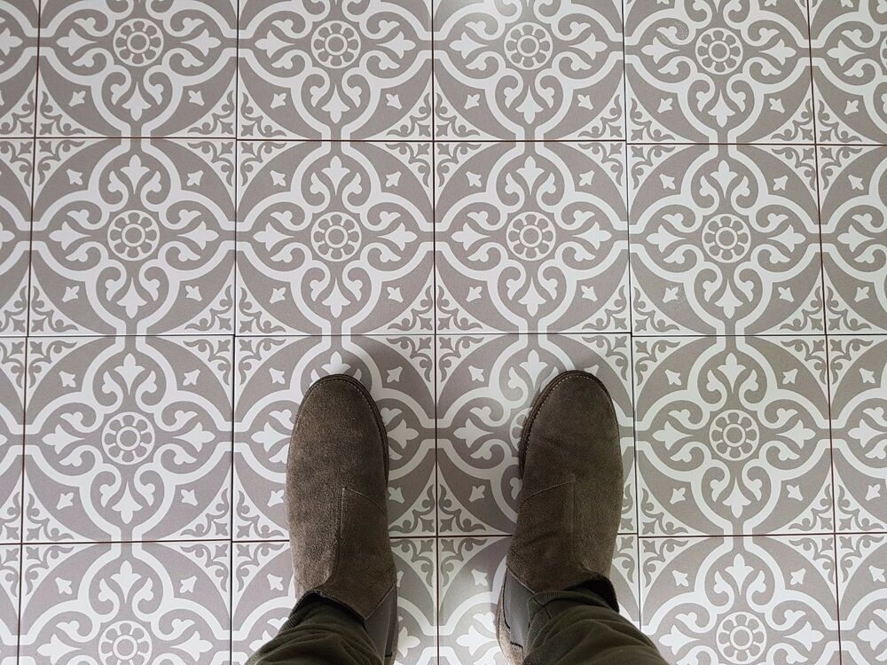 Victorian Kitchen Wall Tiles