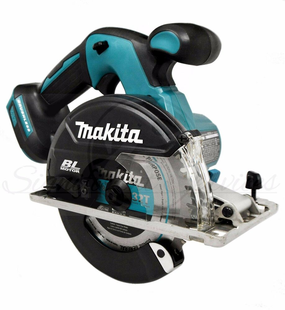 Makita Xsc02z 18v Lithium Ion Circular Saw For Bl1840b Battery Dc18rc Charger 88381697118 Ebay