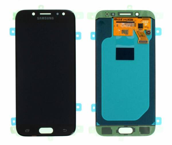 Display Lcd + TouchScreen Schermo Originale Samsung Galaxy J5 2017 SM-J530F Nero