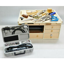Jewelry Making Workbench & Tools Set Bench Tools Rotary Tool with Flexible Shaft