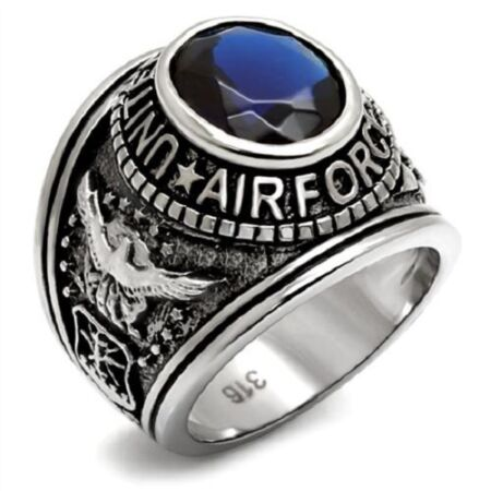 img-Agnes Creations/ Man Ring Stainless Steel