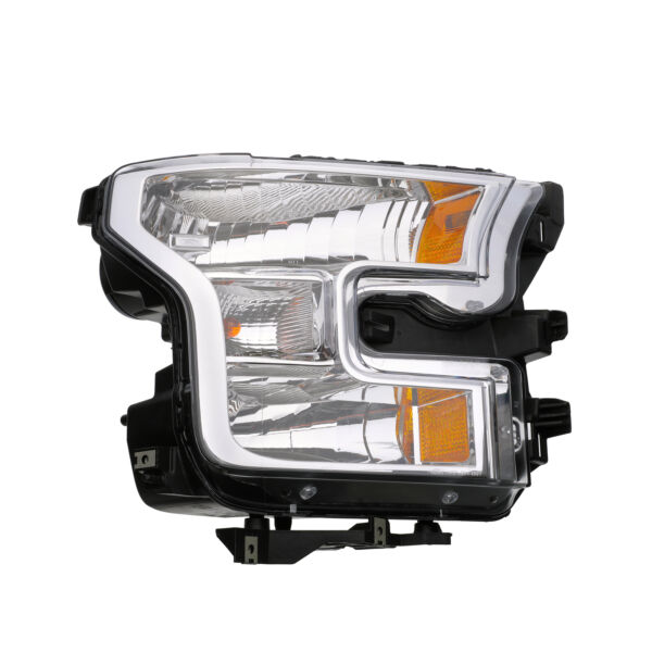 OEM NEW Front Headlight Lamp Assembly Right Passenger Ford F-150 FL3Z-13008-A