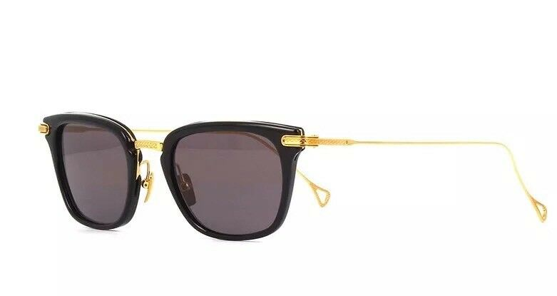 79cbaf18e3fc DITA STATESIDE DRX 2066 A-T Black 18K Gold Grey Smoke Gradient Men  Sunglasses