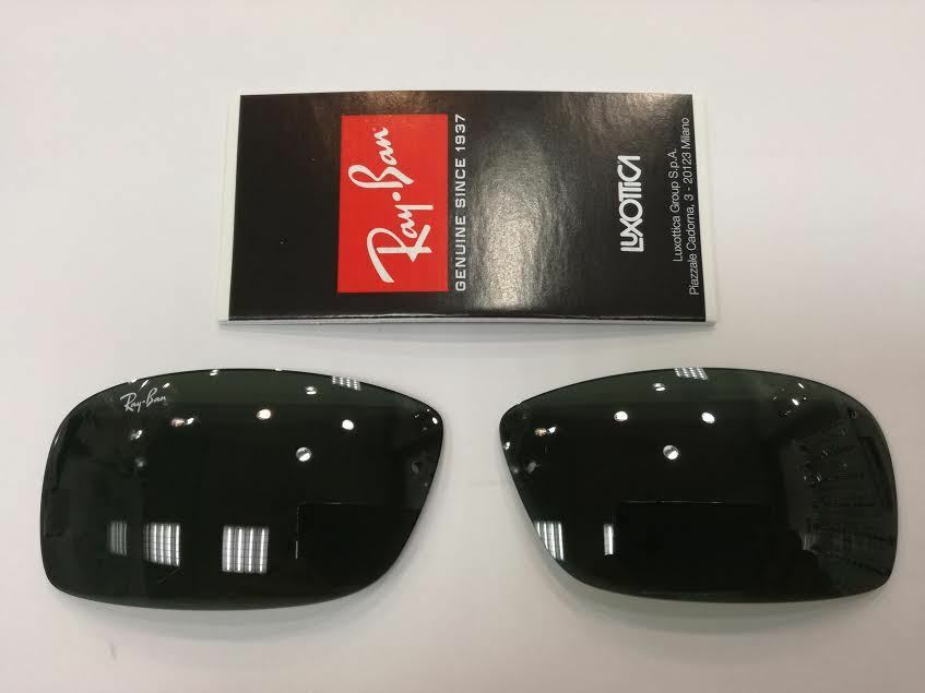 31af8a4c45 LENTES RECAMBIO RAY-BAN RB8315 002 71 004 71 GREEN REPLACEMENT LENSES LENS  LENTI