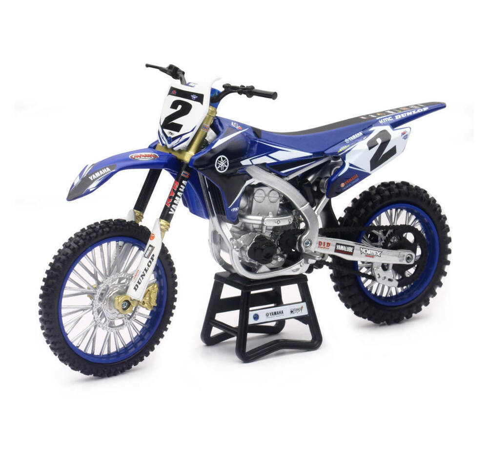 New ray 1 12 motorcycles yamaha yz450f factory racing for New yamaha 450