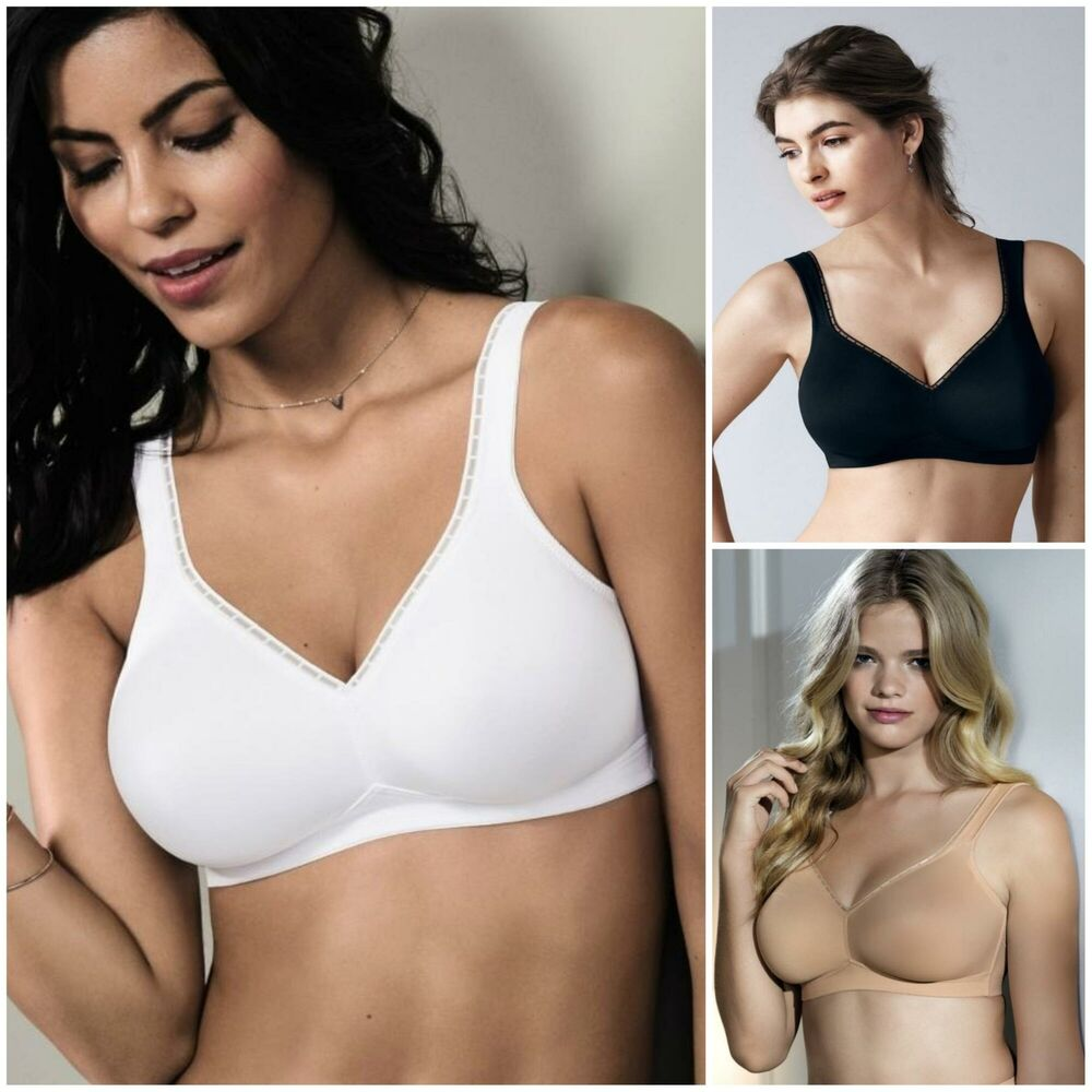 0f1b746e3d6f4 Anita Rosa Faia Twin Firm Non Wired Soft Cup 5695 Wire Free Anita Bra
