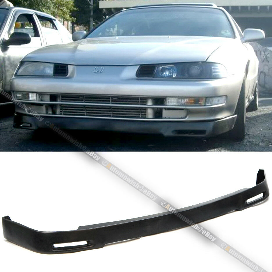 Details About Fits 92 96 Prelude Urethane P1 Style Front Bumper Chin Lip Spoiler Body Kit