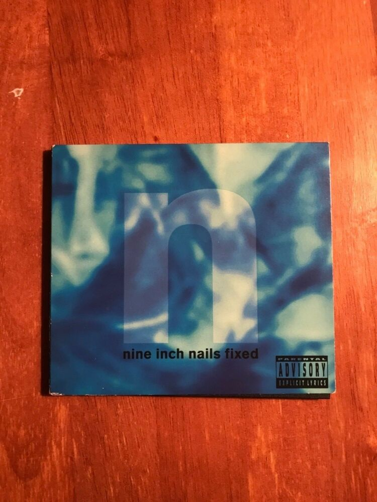 TVT/Halo 6 Nine Inch Nails / Fixed / UK Import First Press ...