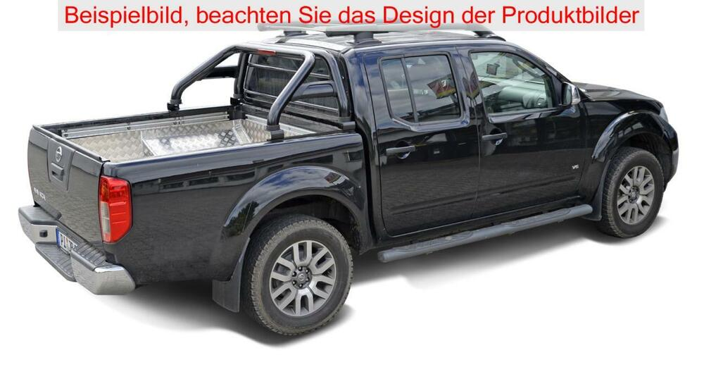 nissan navara d40 berrollb gel mit speziellem halter f r. Black Bedroom Furniture Sets. Home Design Ideas
