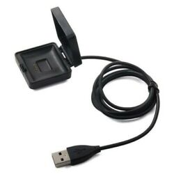 Replacement USB Charge Wire Cord Power Cradle Dock for Fitbit Blaze