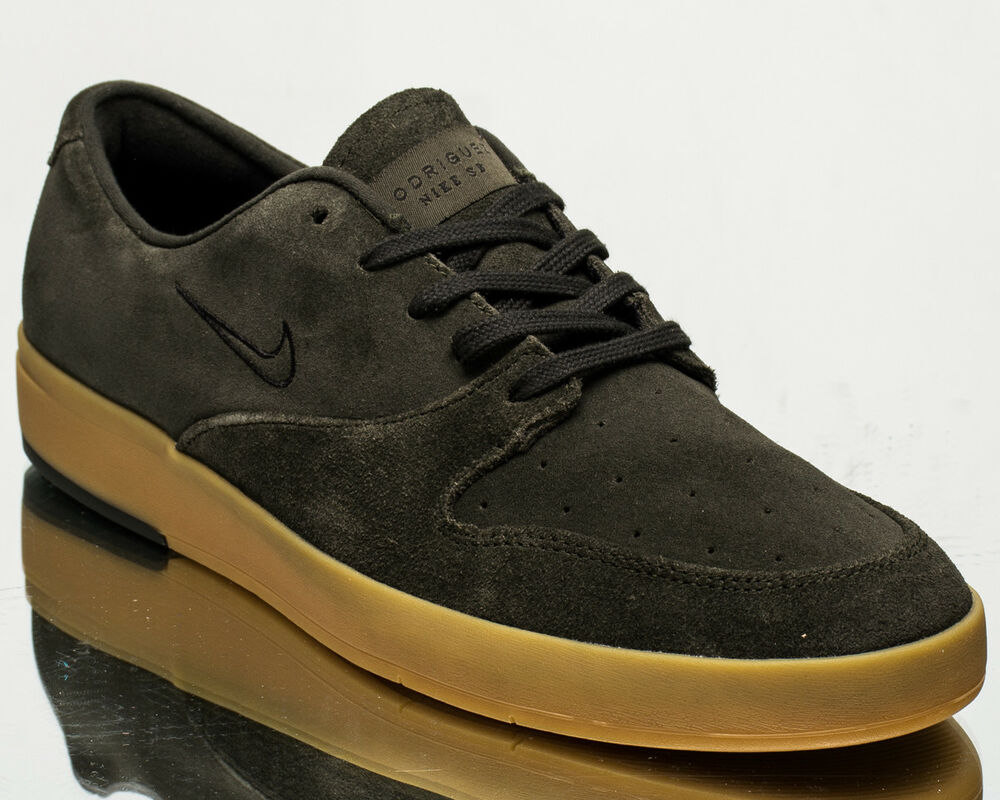 b065f468 Details about Nike SB Zoom P-Rod X men lifestyle sneakers NEW sequoia black  918304-300