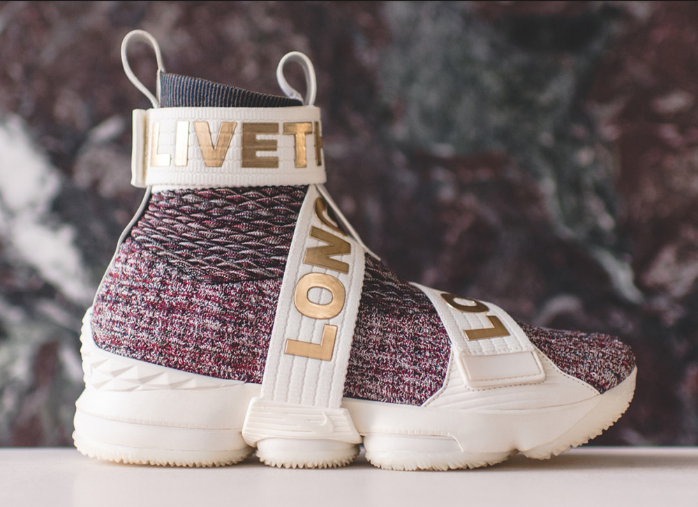 """8ac8ad2def4 Details about KITH x Nike LeBron XV Perf """"Rose Gold"""" US 8   EU 41"""