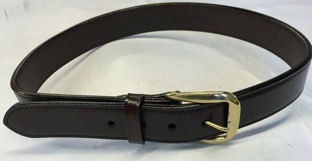 Humorous Galco Sb2-40 Mens Size 40 Lined Sport Steerhide Leather Belt Other Hunting Holsters & Belts