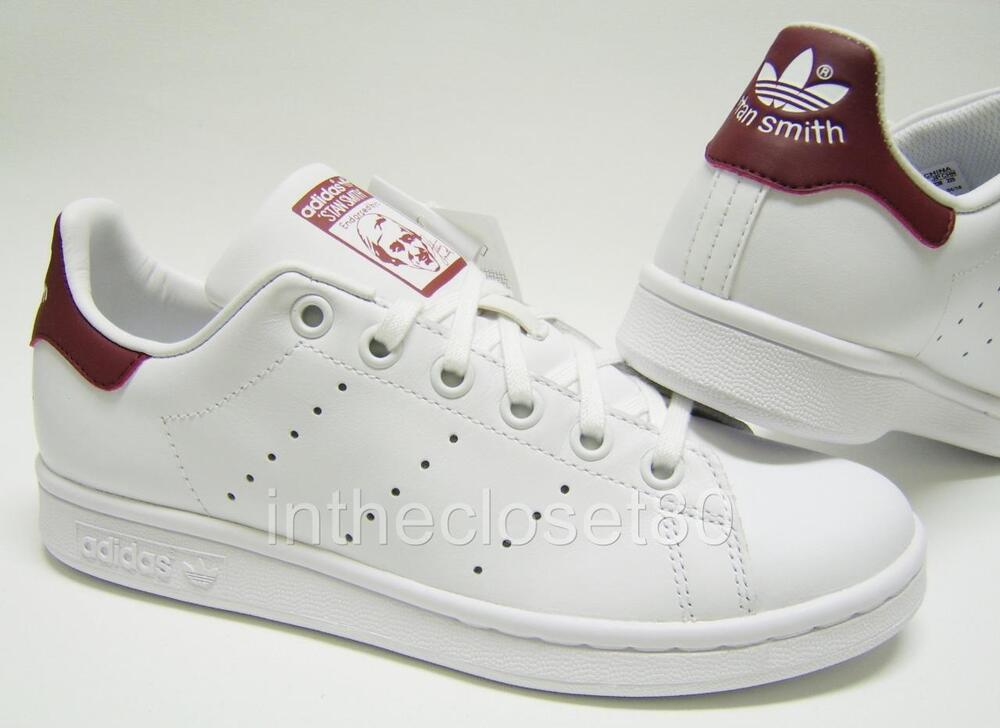 adidas stan smith bordeaux velluto