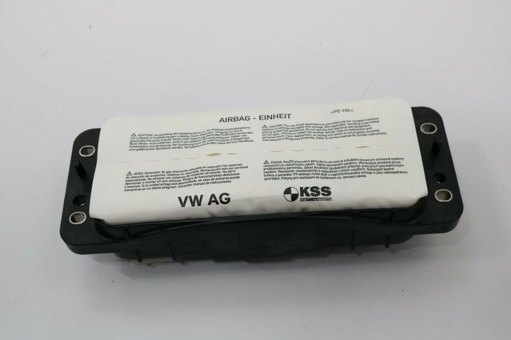 2015 2018 audi a3 convertible cabrio front right passenger dash airbag oem ebay