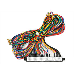 Jamma Plus+ Wire Harness with English labels