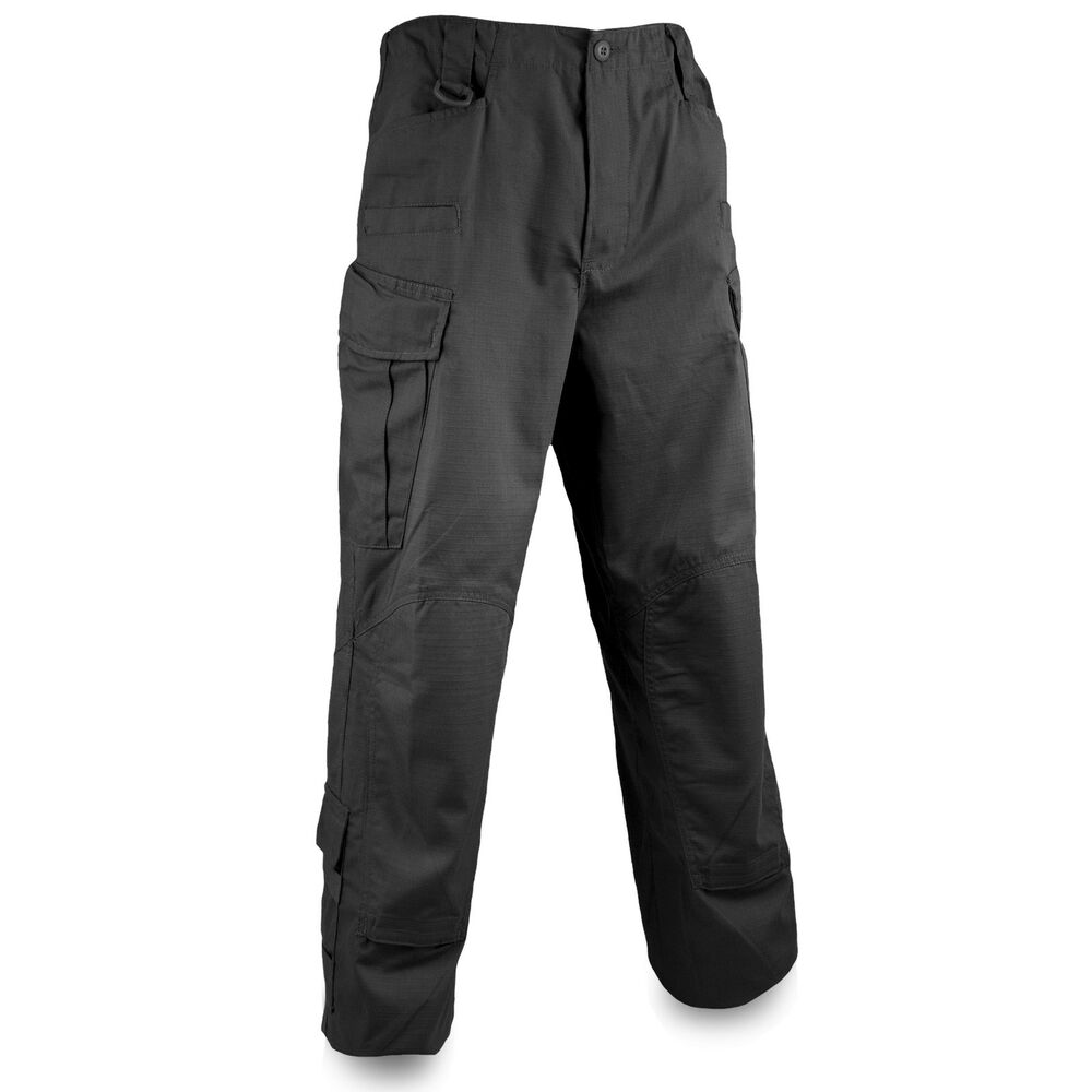 Details about Bulldog Elite ACU Lightweight Army Military Combat Cargo Pants  Trousers Black 8b3034140d9