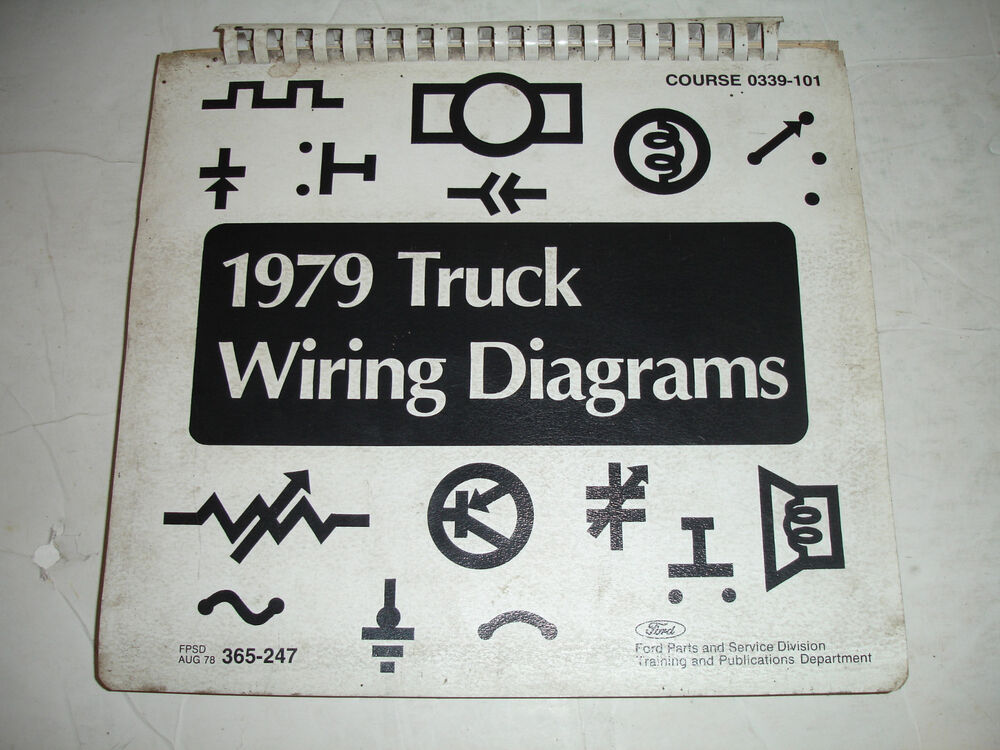 1981 Chevy Truck Wiring Diagram Booklet Moreover 1990 Ford 14 99 1990