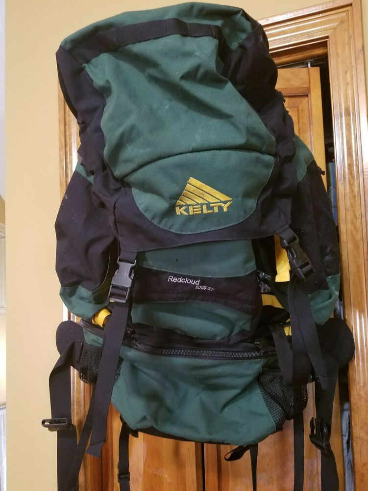 KELTY Redcloud 5000 ST Waterproof Backpack Internal Frame VG Cond ...