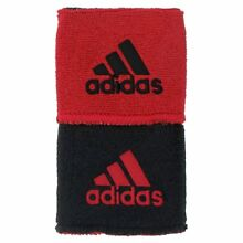 Adidas Interval Reversible Wristband 2 Pack - Various Colors (NEW)