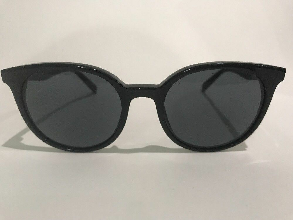 ae457f33bc589 Celine CL 41067 S 807BN Black Sunglasses Made in Italy Authentic