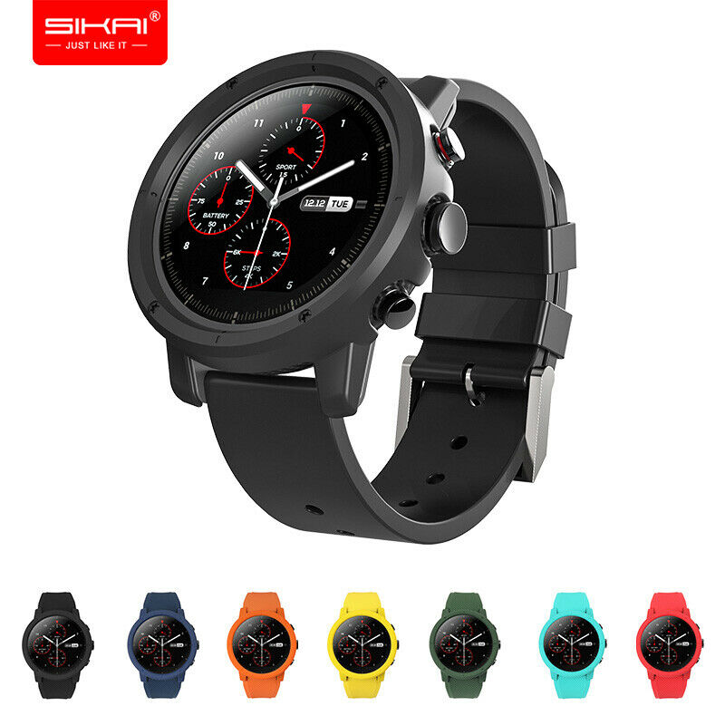 For Xiaomi Huami Amazfit Stratos 2 2s Smart Watch Case Pc