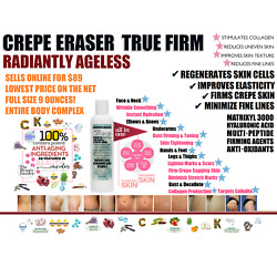 Kyпить BETTER THAN City Beauty InvisiCrepe Body Balm Lotion Firms and Tightens Crepey на еВаy.соm