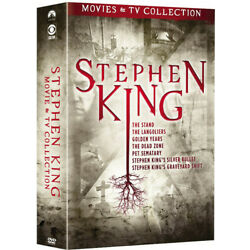 Kyпить Stephen King: Movies & TV Collection [New DVD] Boxed Set, Full Frame, на еВаy.соm