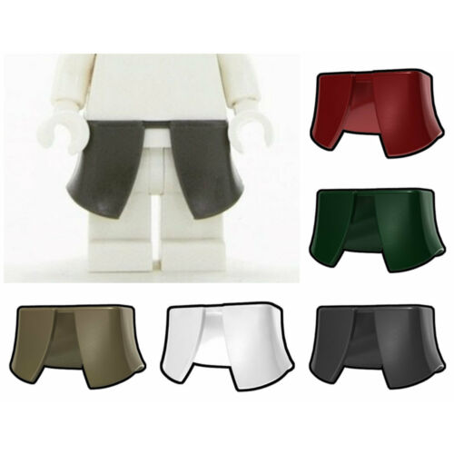 Custom KAMA Waist Armor for MINIFIGS Star Wars Soft Mold -Pick Your Color!-
