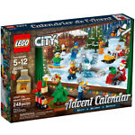 LEGO® City 60155 Advent Calendar Year 2017 - FACTORY SEALED / NEW TOP PRICE