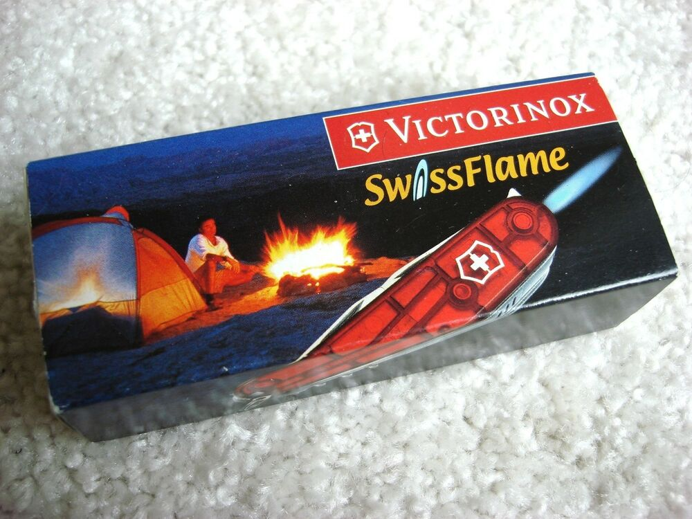 Victorinox Campflame Swiss Army Knife Brand New Old
