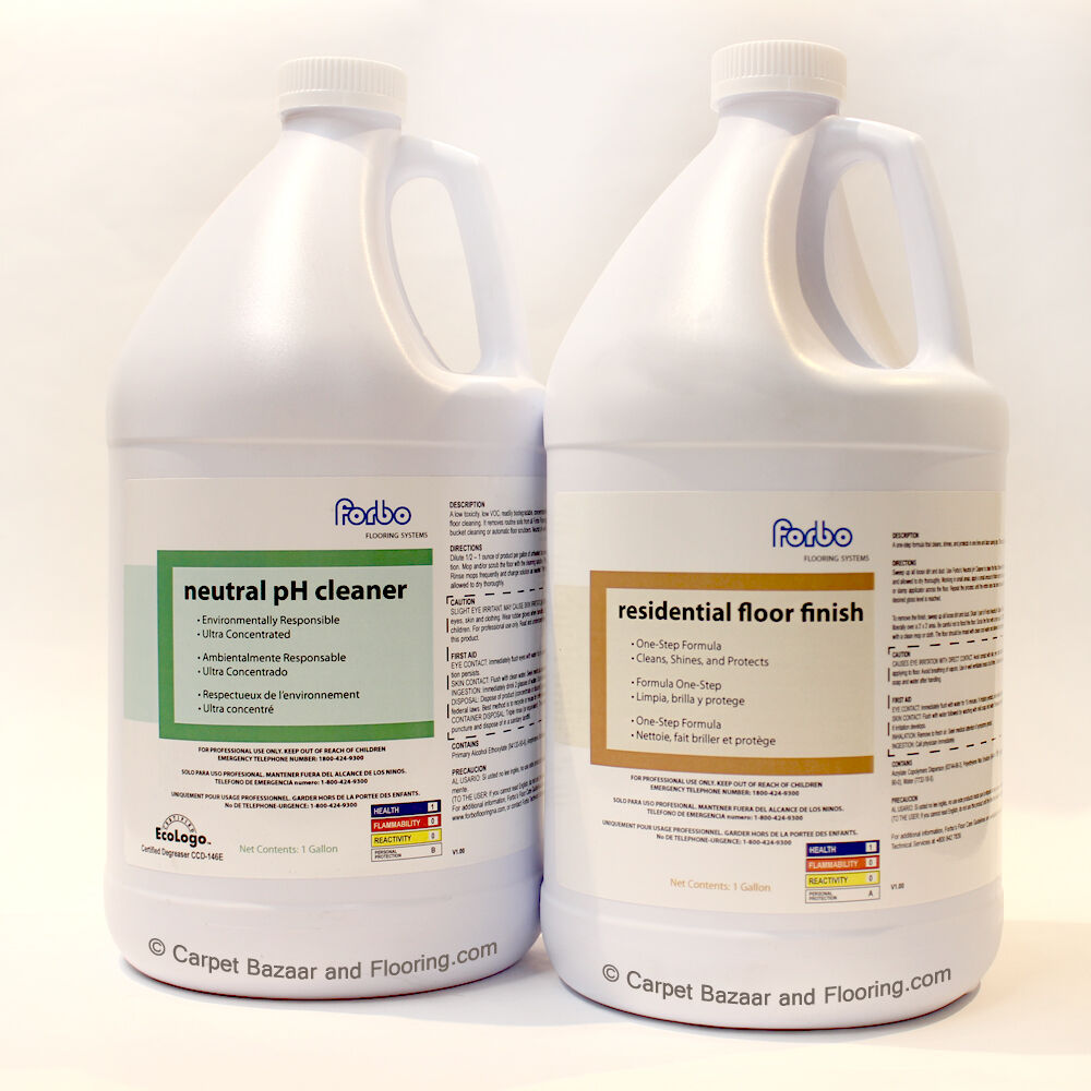 Forbo Marmoleum Floor Cleaner Gallon And Residential